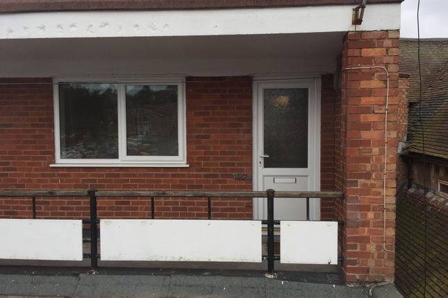 Thumbnail Flat to rent in High Street, Bromsgrove, Worcestershire