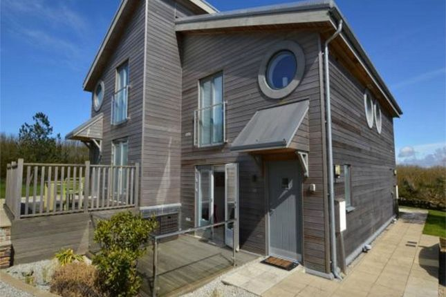 Thumbnail Semi-detached house for sale in Laity Lane, St Ives, Cornwall