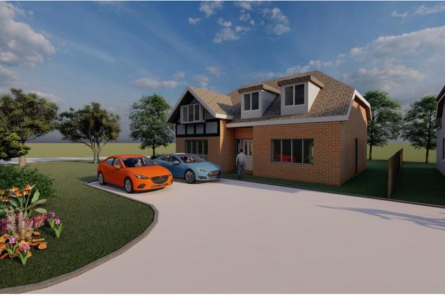 Thumbnail Detached house for sale in Solesbridge Lane, Chorleywood, Rickmansworth