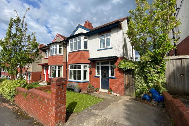 Thumbnail Semi-detached house for sale in Chatsworth Gardens, Scarborough, North Yorkshire