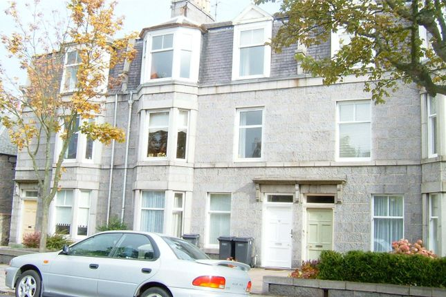 Thumbnail Flat to rent in Forest Avenue, Ground Floor Left, Aberdeen