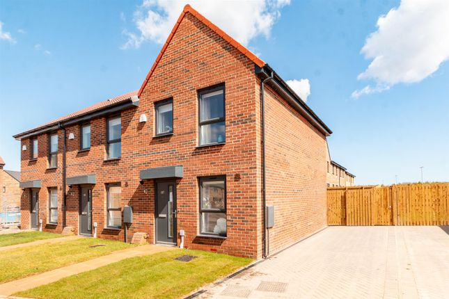 Thumbnail Semi-detached house to rent in Cowslip Drive, Redcar