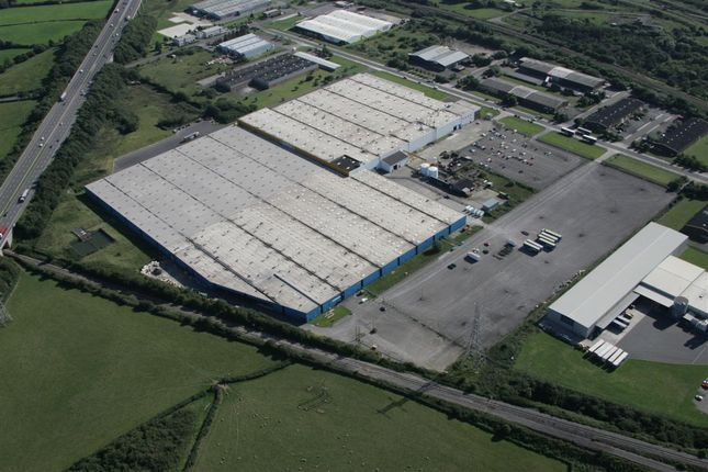 Thumbnail Land for sale in Kenfig Industrial Estate, Kenfig