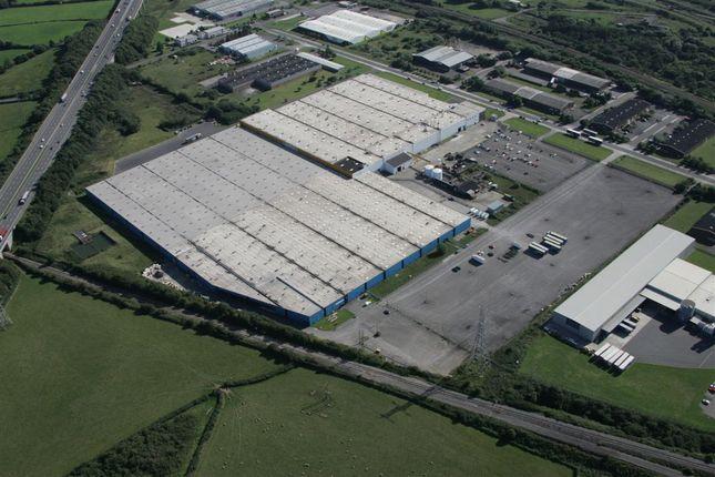 Thumbnail Land for sale in Kenfig Industrial Estate, Kenfig