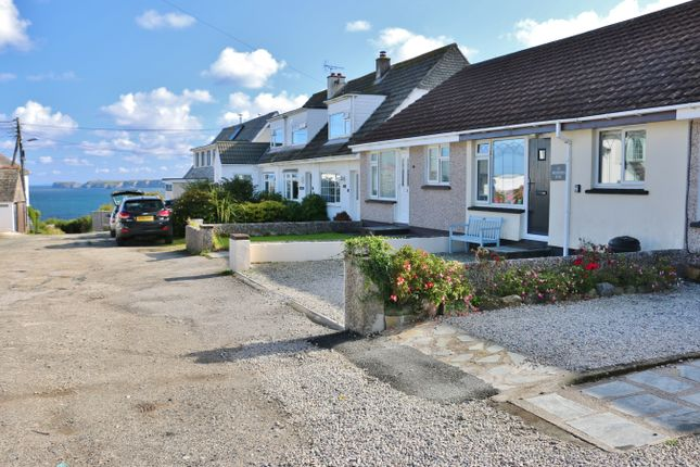 Thumbnail Semi-detached bungalow for sale in Lundy Road, Port Isaac