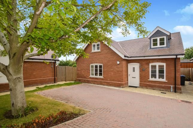 Thumbnail Bungalow for sale in Ridley Lane, Kibworth Beauchamp, Leicester, Leicestershire