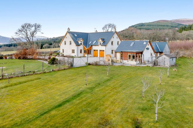 Thumbnail Detached house for sale in Ardross, Alness, Ross-Shire