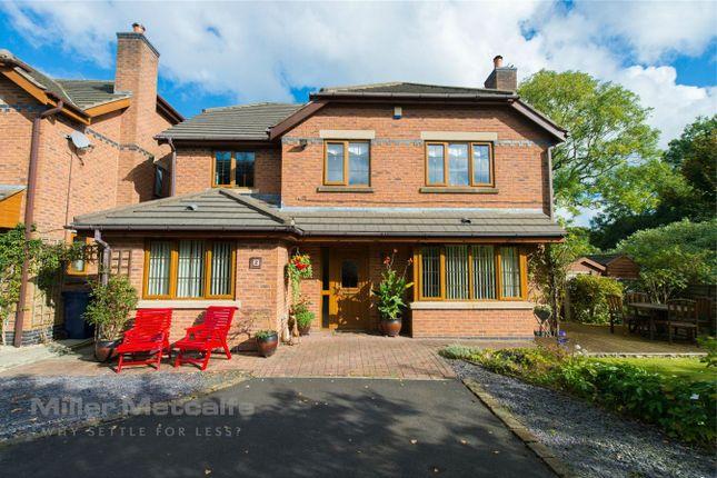 Thumbnail Detached house for sale in Ivy House Close, Bamber Bridge, Preston, Lancashire
