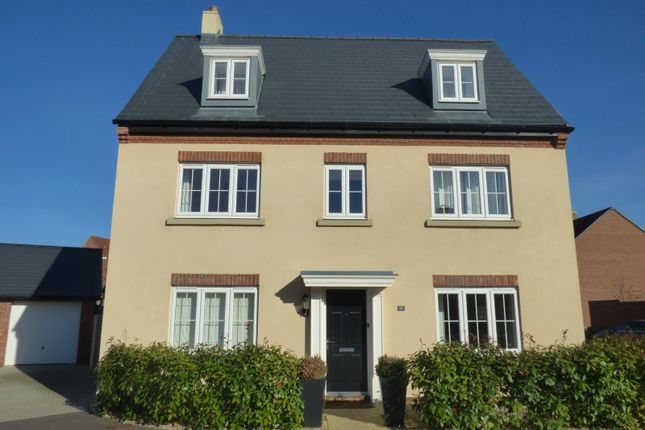 Thumbnail Detached house to rent in Threads Lane, Buckingham