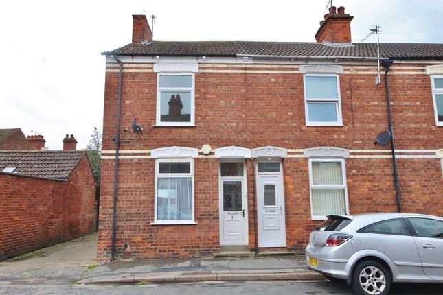 2 bed end terrace house for sale in Buller Street, Selby YO8