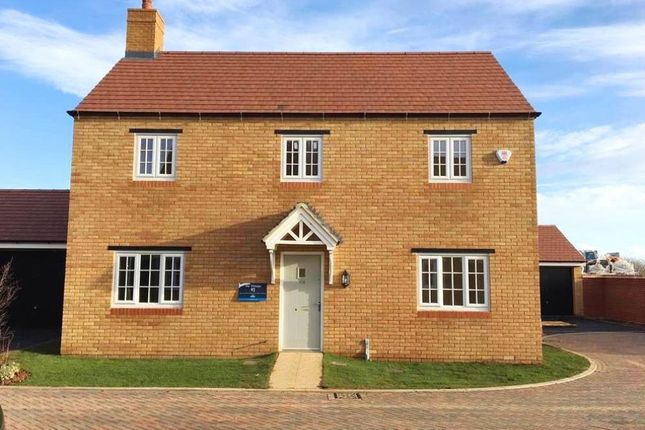 Thumbnail Detached house for sale in Lansdown Close, Banbury