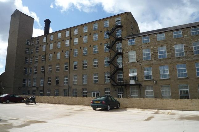 Thumbnail Flat to rent in Perseverance Mill, Westbury Street, Elland, West Yorkshire