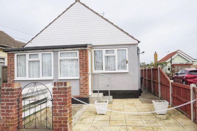 Thumbnail Bungalow to rent in Meadow Way, Jaywick, Clacton-On-Sea