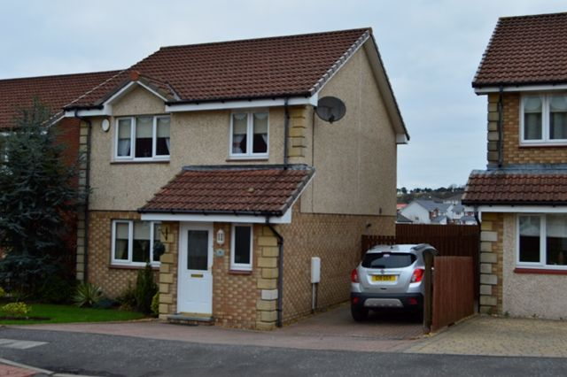 Thumbnail Detached house for sale in Bowhill Cresscent, Airdrie