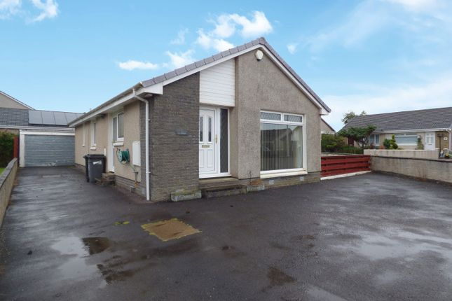 Front View of Earns Heugh Crescent, Cove Bay, Aberdeenshire AB12