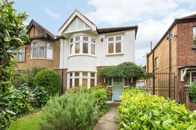 Thumbnail Semi-detached house for sale in Bromyard Avenue, London