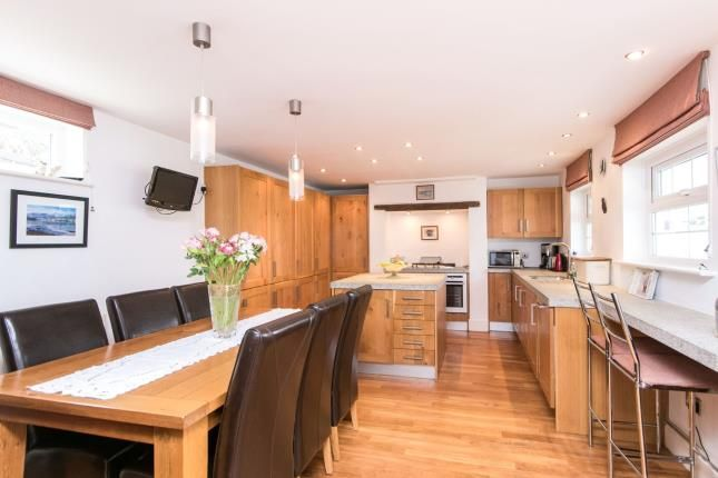 Thumbnail Detached house for sale in Llanrwst Road, Glan Conwy, Conwy, North Wales