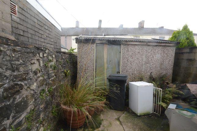 Rear Yard of Hermitage Street, Rishton, Blackburn, Lancashire BB1