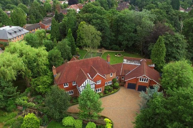 Thumbnail Detached house for sale in Brook House, Alderbrook Road, Solihull