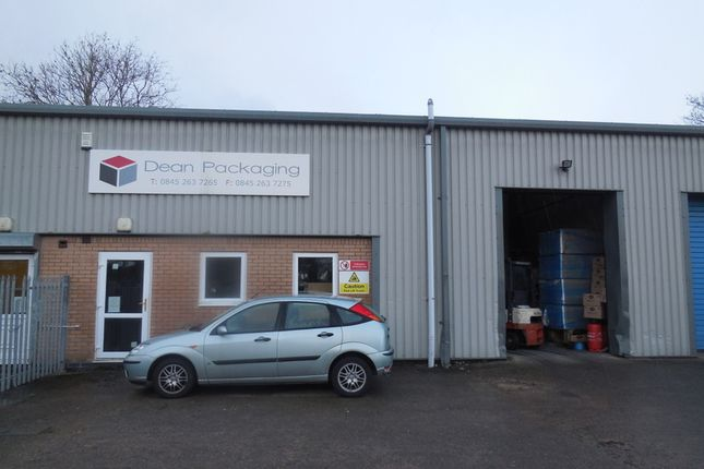 Thumbnail Warehouse to let in Towngate Industrial Park, Cwmbran