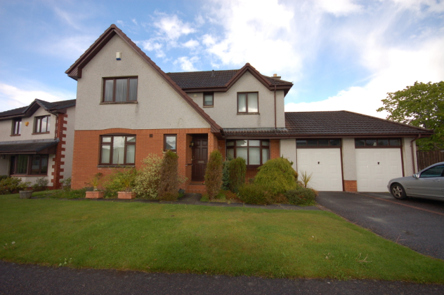 Thumbnail Detached house to rent in Stratherrick Gardens, Lochardil, Inverness IV2,