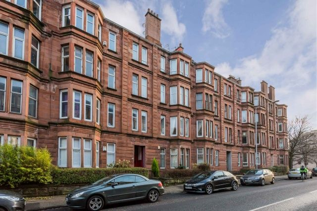 Thumbnail Flat for sale in 187 Copland Road, Ibrox, Glasgow
