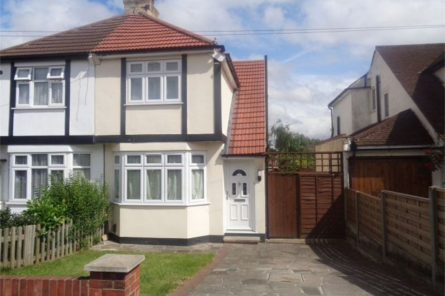 Thumbnail Semi-detached house to rent in East Drive, Orpington, Kent