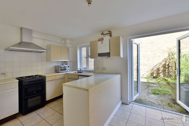 Thumbnail Terraced house to rent in Charnwood Gardens, London