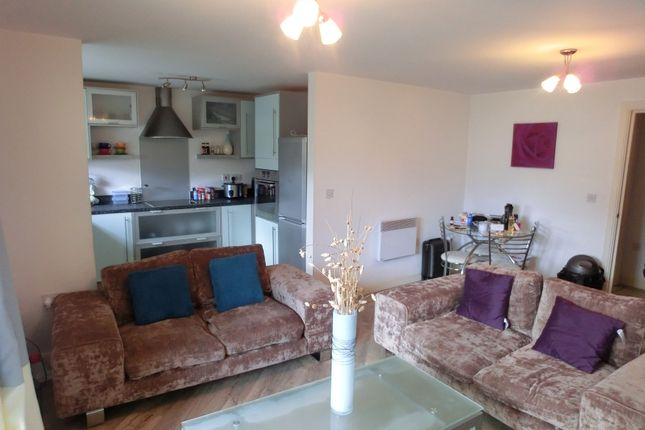 Thumbnail Flat for sale in St Christophers Court, Maritime Quarter, Swansea