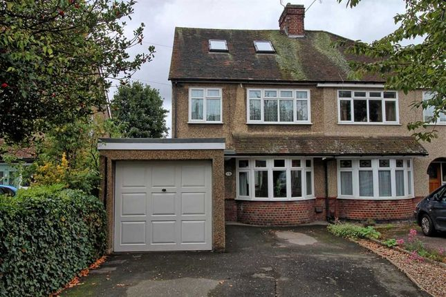 Thumbnail Semi-detached house for sale in Sandford Road, Chelmsford