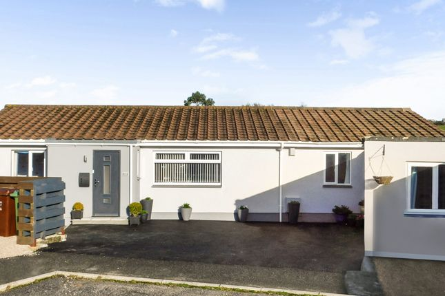 Thumbnail Detached bungalow for sale in Mellanear Close, Hayle