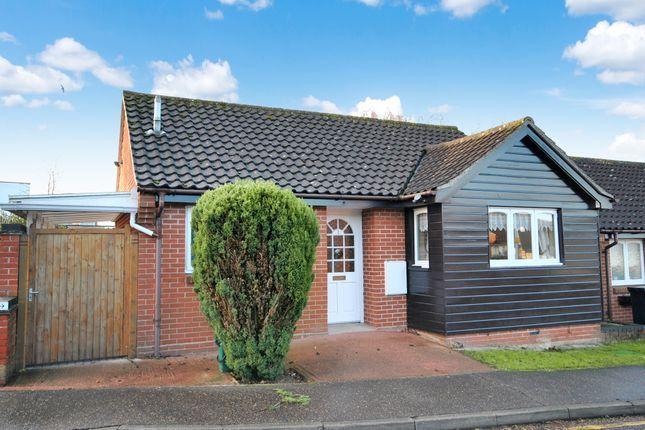 Thumbnail Detached bungalow for sale in Newnham Green, Maldon