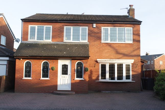 Thumbnail Detached house for sale in Warpers Moss Lane, Burscough, Ormskirk