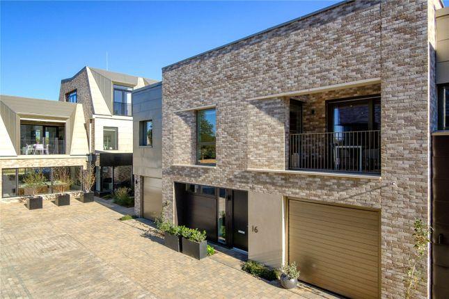 Thumbnail Terraced house for sale in Athena At Knights Park, Eddington Avenue, Cambridge