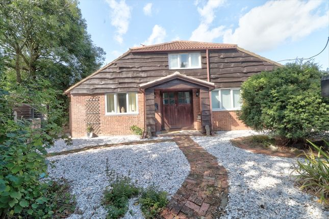 Thumbnail Detached house for sale in Exbury Road, Blackfield, Southampton