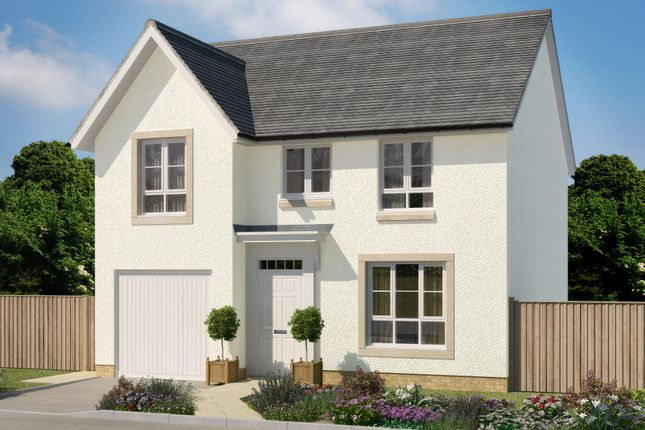Thumbnail Detached house for sale in Antonine Way, Bonnybridge