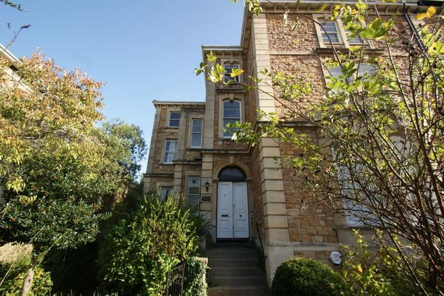 Thumbnail Flat to rent in Miles Road, Clifton, Bristol