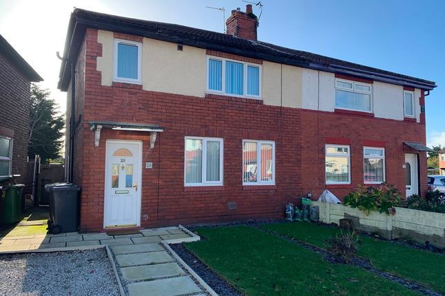 2 bed semi-detached house for sale in Shaws Avenue, Birkdale, Southport PR8