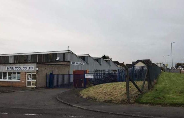 Thumbnail Light industrial for sale in Philip Murray Road, Bellshill