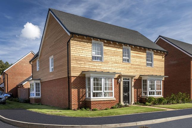 "Thumbnail Detached house for sale in ""Chestnut"" at Blackwall Road South, Willesborough, Ashford"