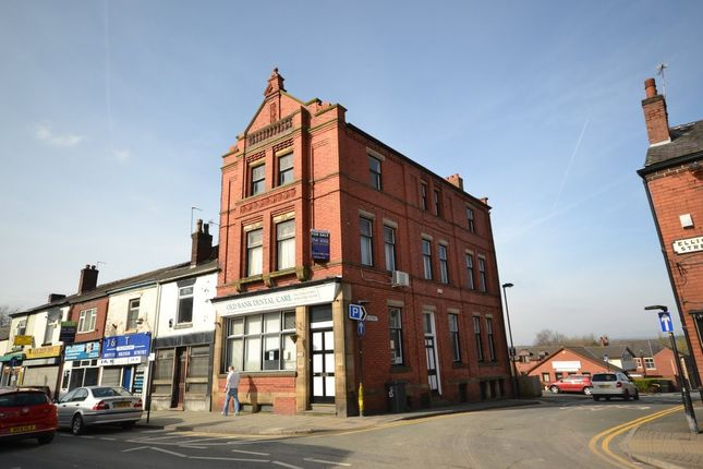 Thumbnail Flat for sale in Elliott Street, Tyldesley, Manchester