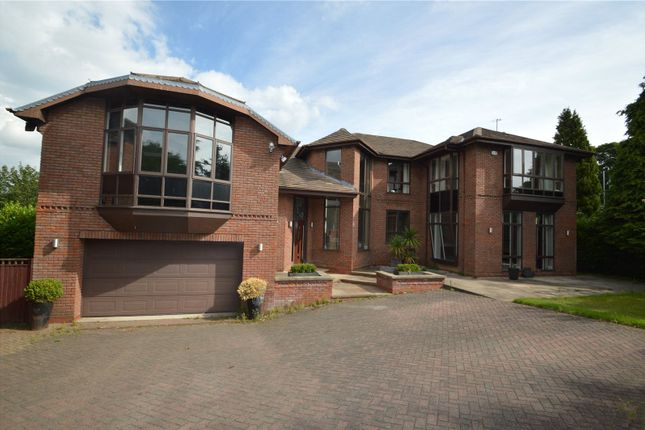 5 bed detached house to rent in Ringley Park, Whitefield, Manchester M45