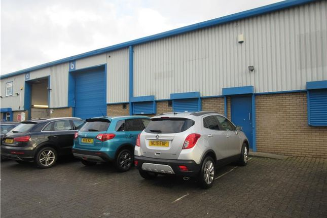 Thumbnail Warehouse to let in Unit 19B, Elm Road, North Shields, North Tyneside, UK