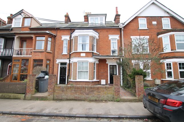 Thumbnail Terraced house for sale in 32 Quilter Road, Felixstowe