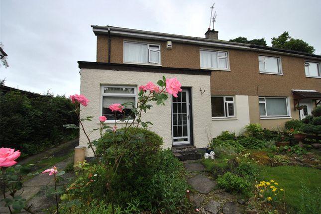 Thumbnail Semi-detached house for sale in Woodside Avenue, Lenzie, Kirkintilloch, Glasgow