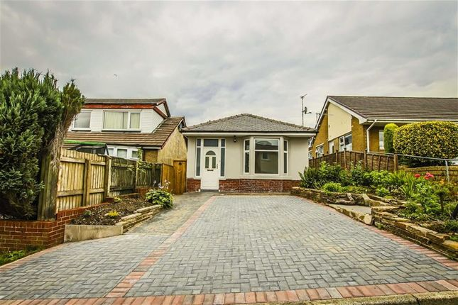 Thumbnail Detached bungalow for sale in Whitecroft View, Baxenden, Lancashire