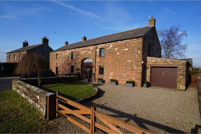 Thumbnail Barn conversion for sale in Milburn, Penrith