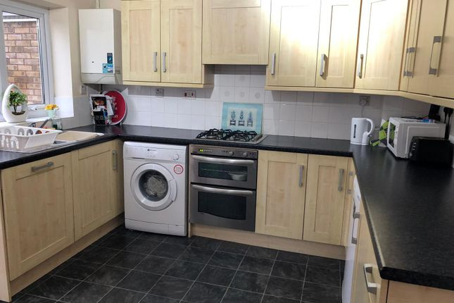 Thumbnail Terraced house to rent in Lysley Close, Chippenham