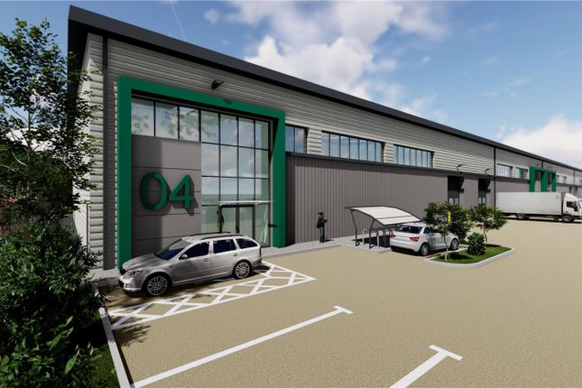 Thumbnail Warehouse to let in Power Park, Boyatt Wood Industrial Estate, Woodside Avenue, Eastleigh, Hampshire