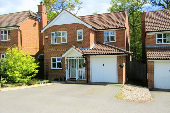 Thumbnail Detached house for sale in Dickens Drive, Whiteley, Fareham